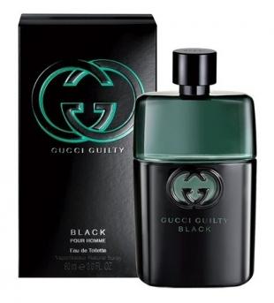 GUCCI Gucci Guilty Black Pour Homme