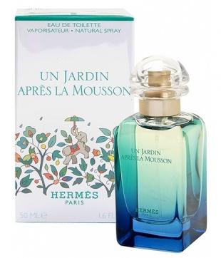 HERMES Hermes Un Jardin apres la Mousson